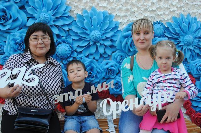 Оренбург ярко отметил 275-летний юбилей.