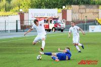 Подопечные Константина Парамонова, одержав вторую победу подряд, с десятью очками занимают шестое место зоны «Урал-Поволжье» ПФЛ.