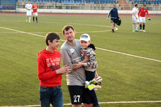 Благодаря Сергею Правкину ФК «Рязань» не проиграл молодежке ФК «Химки».