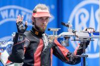 Бийский стрелок завоевал золото чемпионата мира и квоты на будущую Олимпиаду.