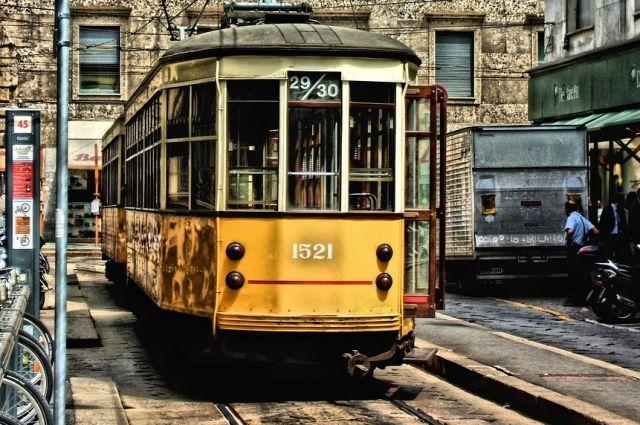 Трамваи петербургского производства уходят вБерлин