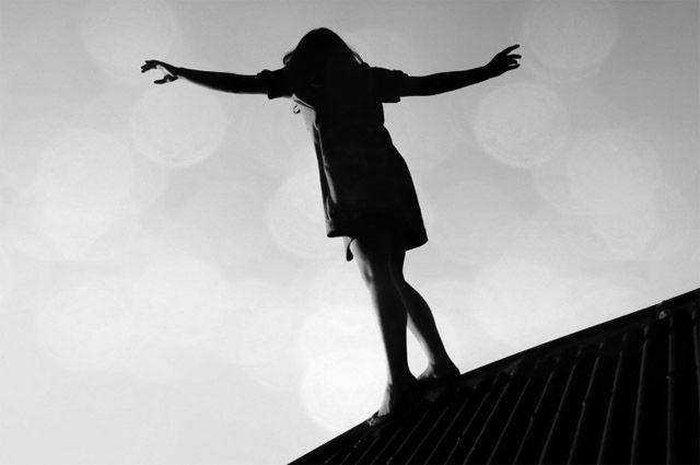 В Харькове девочка накануне самоубийства оставила предсмертную записку