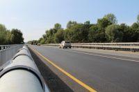 Подрядчики полностью отремонтировали мост на 449-м километре федеральной автодороги.