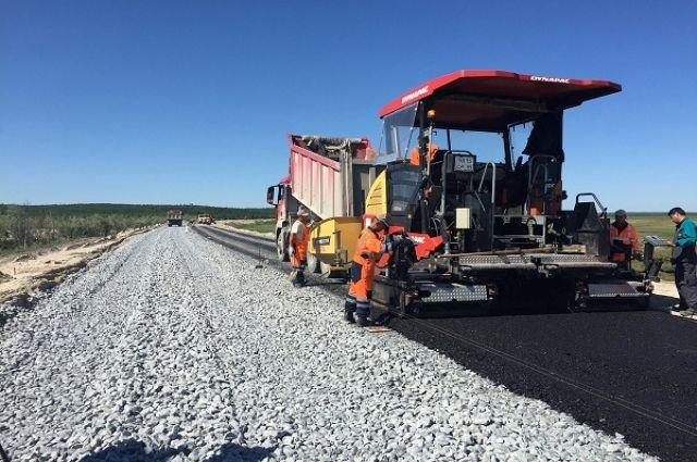 На Ямале завершили ремонт ещё двух участков трасс