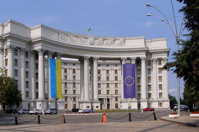 Украина отказывается от создания новых форматов переговоров по Донбассу