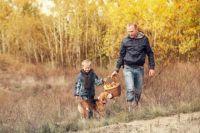 На «тихую охоту» выходят целыми семьями.