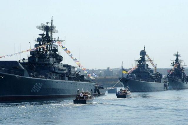 В МИД Украины требуют усилить военное присутствие в Азовском море