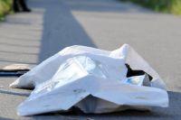 В Каменском посреди улицы нашли труп обнаженного мужчины