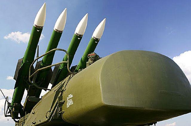 ВВС Израиля атаковали военные объекты вСирии