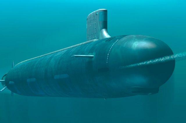 ВСредиземное море вошла атомная подлодка ВМС США сракетами «Томагавк»