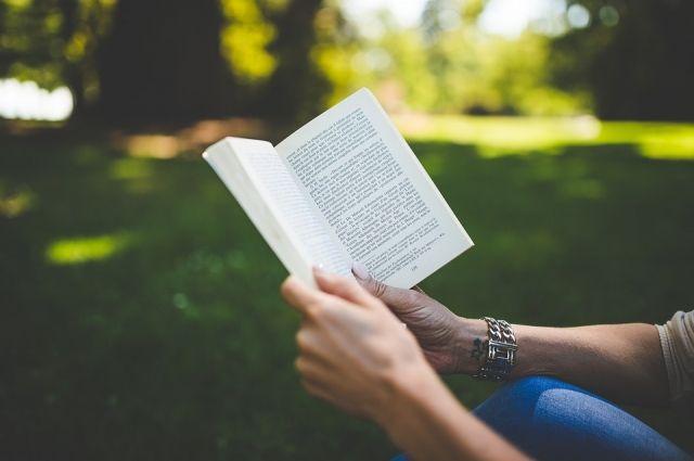 Читающих пермяков часто можно встретить в парках Перми.