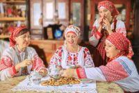 В центре русского фольклора и этнографии всегда царит атмосфера старины.
