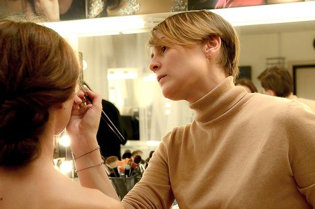 В моде естественный макияж без хайлайтера.