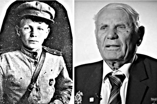 Пётя Филоненко в боях на Курской дуге спас командира.