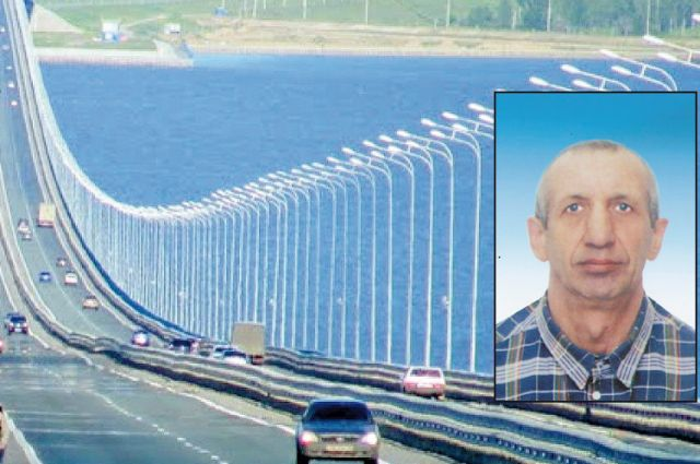 Пётр Шаев строил Президентский мост с 1998 года, а после открытия занимался его обслуживанием. Случилось так, что и погиб он здесь же.