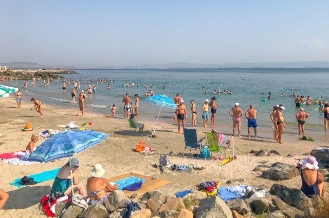 Самое cинее в мире. Какие болезни можно вылечить на Чёрном море?