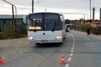 В поселке Тазовский водитель автобуса насмерть сбил ребенка