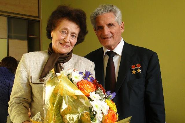 Борис и Тамара Волыновы