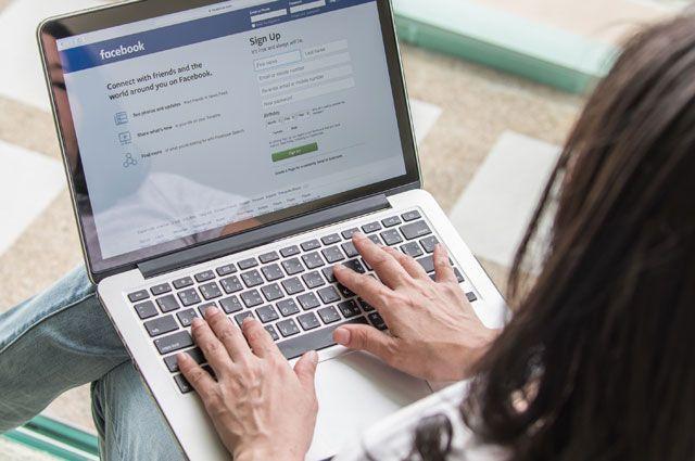 Картинки по запросу Facebook объявил «охоту» на российских пользователей