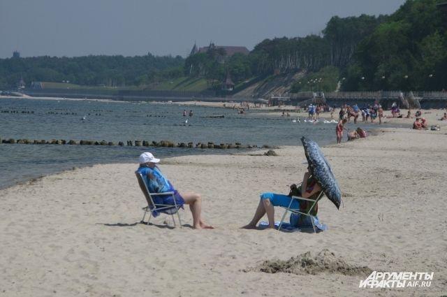 В Балтийском море в Пионерском утонул 20-летний юноша.