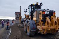 До завершения строительства «кузбасского автобана отсаётся» около года.