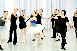 Большинство выпускников хочет остаться в Башкирском театре оперы и балета.