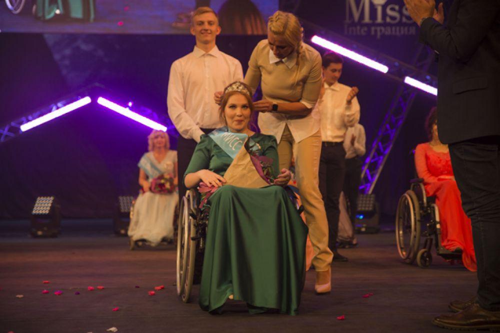 Победительницей конкурса стала Лидия Зима.
