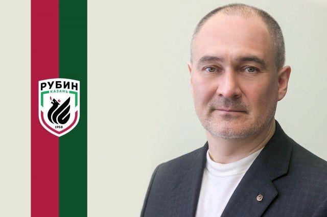 Радик Шаймиев.