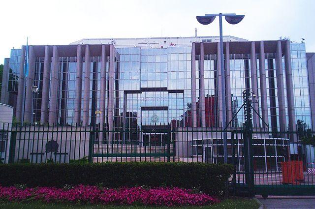 Штаб-квартира Интерпола в Лионе.