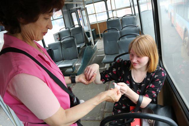 Маршруты автобусов в городе меняют с мая этого года.