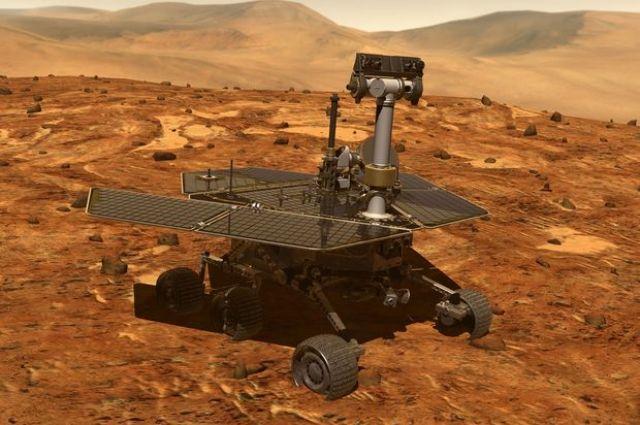 Ученые NASA ожидают звонка с Марса