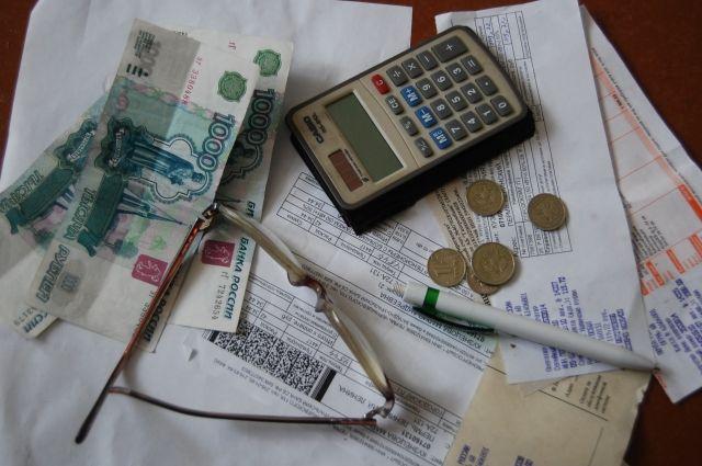 Задолженность жителей Оренбуржья за энергоресурсы превысила 2 млрд. руб.