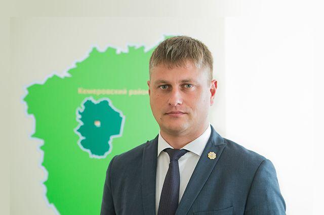 Алексей Фомин на муниципальной службе с 2012 года.