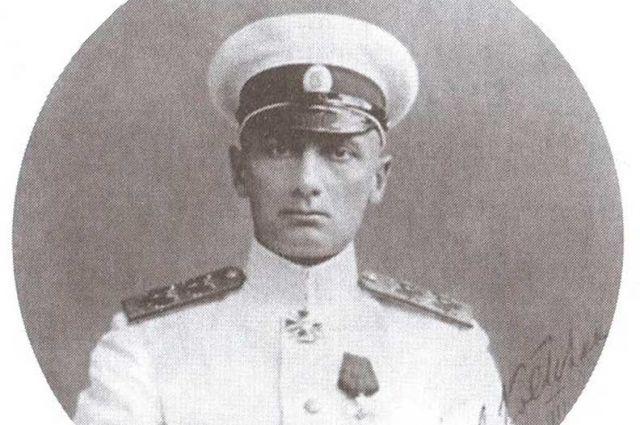 Руководитель Белого движения в годы Гражданской войны адмирал Александр Колчак.