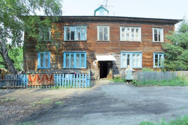 Расселённые ветхие дома подлежат обязательному сносу.