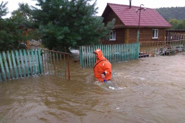 В настоящее время к Хабаровскому краю подошёл еще один циклон.