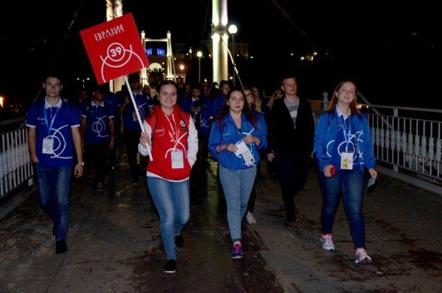 В Оренбурге прошел молодежный фестиваль «Street Life».