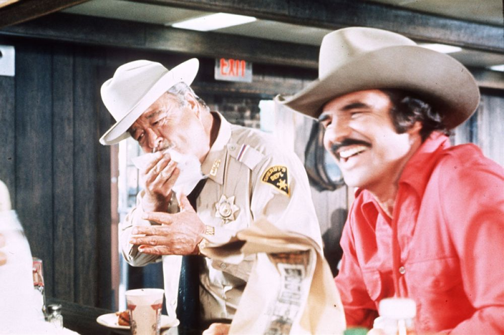 «Полицейский и бандит 2» (1980).