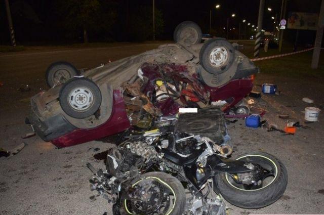 Смертельное ДТП с мотоциклом в Николаеве: водитель авто сбежал из больницы