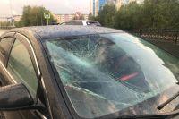 В Надыме госпитализировали пострадавшего в ДТП пешехода