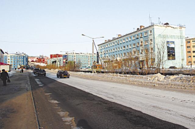 В Норильске есть памятник Урванцеву.