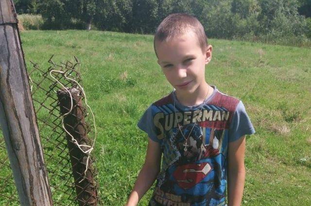 Во Львовской области ищут одиннадцатилетнего мальчика