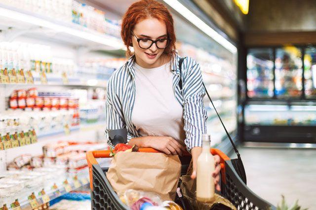 Табу на обезжиренное. Как правильно ходить в магазин во время диеты?