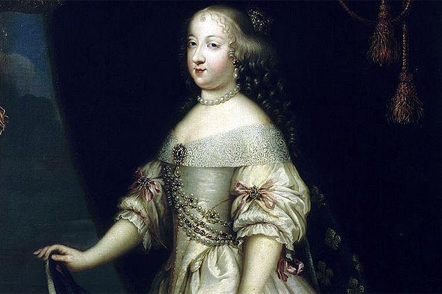Мария Терезия Австрийская (Испанская).