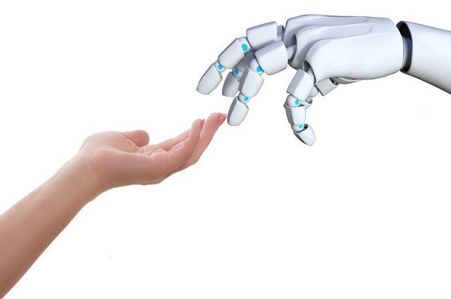 В Салехарде выбирают имя для робота, который работает в МФЦ