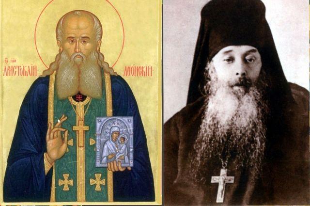 Мощи святого Аристоклия Афонского прибудут в Оренбург.