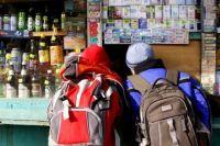 В Раде предлагают штрафовать за продажу алкоголя у школ на 500 тысяч гривен