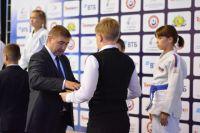 В Тюмени завершился первый день соревнований первенства УРФО по дзюдо