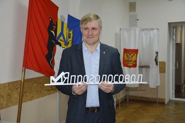 Единый день голосования стартовал в Хабаровском крае.