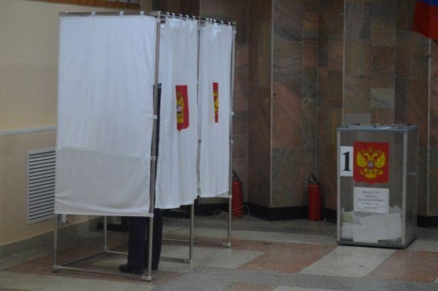 Проголосовать на своих участках возможно до 20.00 при предъявлении паспорта.